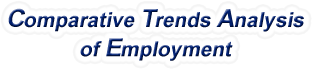 United States - Comparative Trends Analysis of Total Employment, 1958-2018