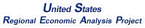 United States Regional Economic Analysis Project